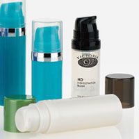 Travel Sizes Airless Bottles